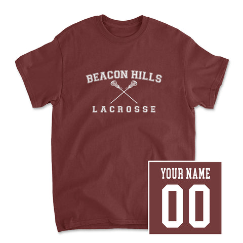 Beacon Hills LAX Custom Shirt