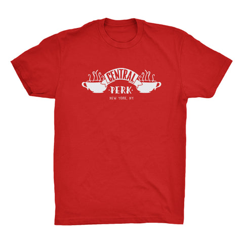 Friends Central Perk Coffee Shop Shirt