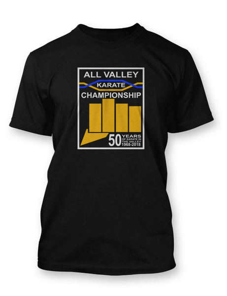 Cobrai Kai All Valley State Championship Shirt