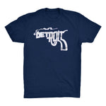 Detroit Smoking Gun Shirt