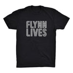 Flynn Lives Black Shirt