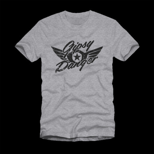 Gipsy Danger HEather Gray Shirt