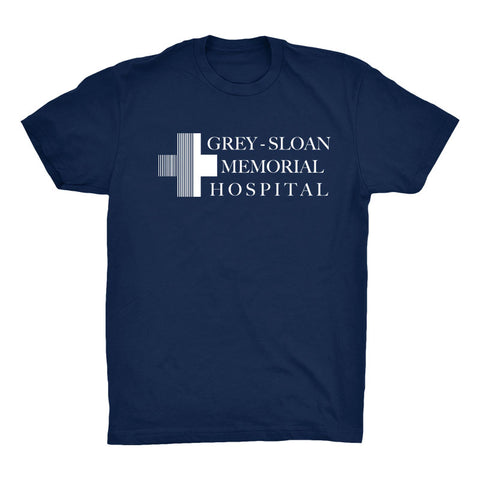 Grey-Sloane Memorial Hospital Shirt