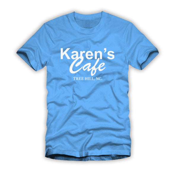 Karen's Cafe One Tree Hill Carolina Shirt