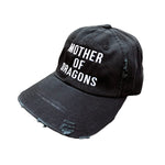 Mother Of Dragons Vintage Hat