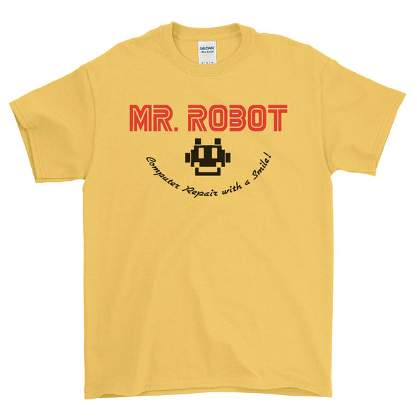 Mr Robot computer repair daisy shirt