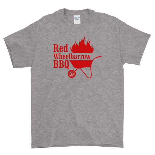 Red Wheelbarrow BBQ Heather Shirt