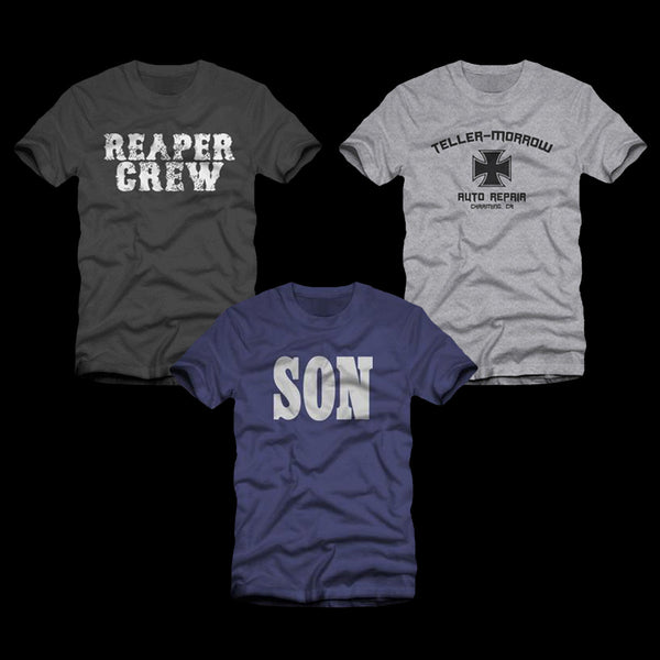 Sons 3 Pack