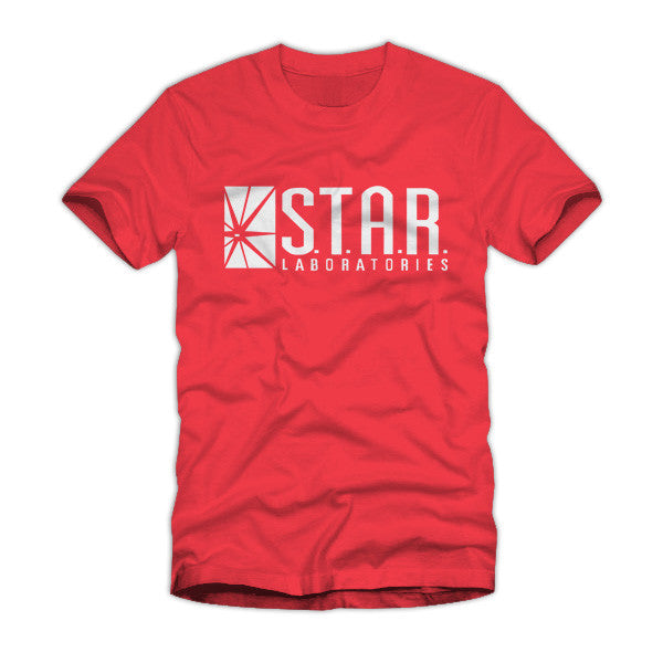 Star labs red shirt