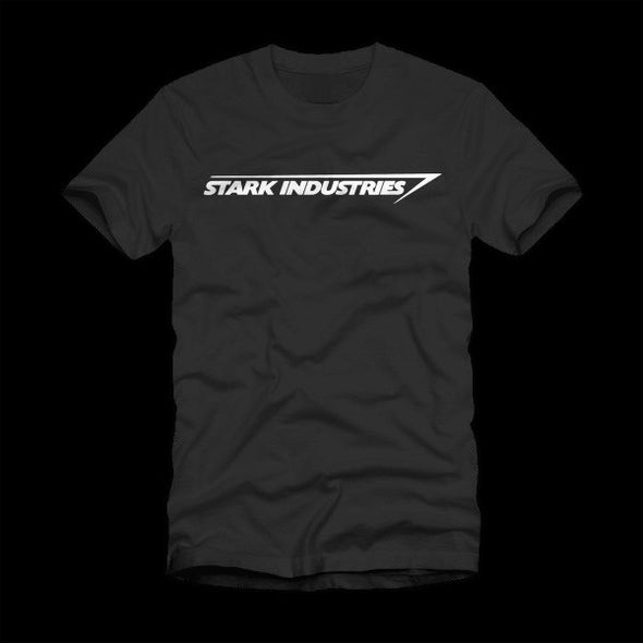 Stark Industries Black shirt