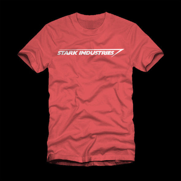 Stark Industries Red Shirt