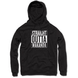 Straight Outta Wakanda Black Panther T-Shirt