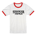 Stranger Things Ringer Shirt