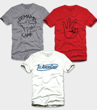 Workaholics 3 Pack