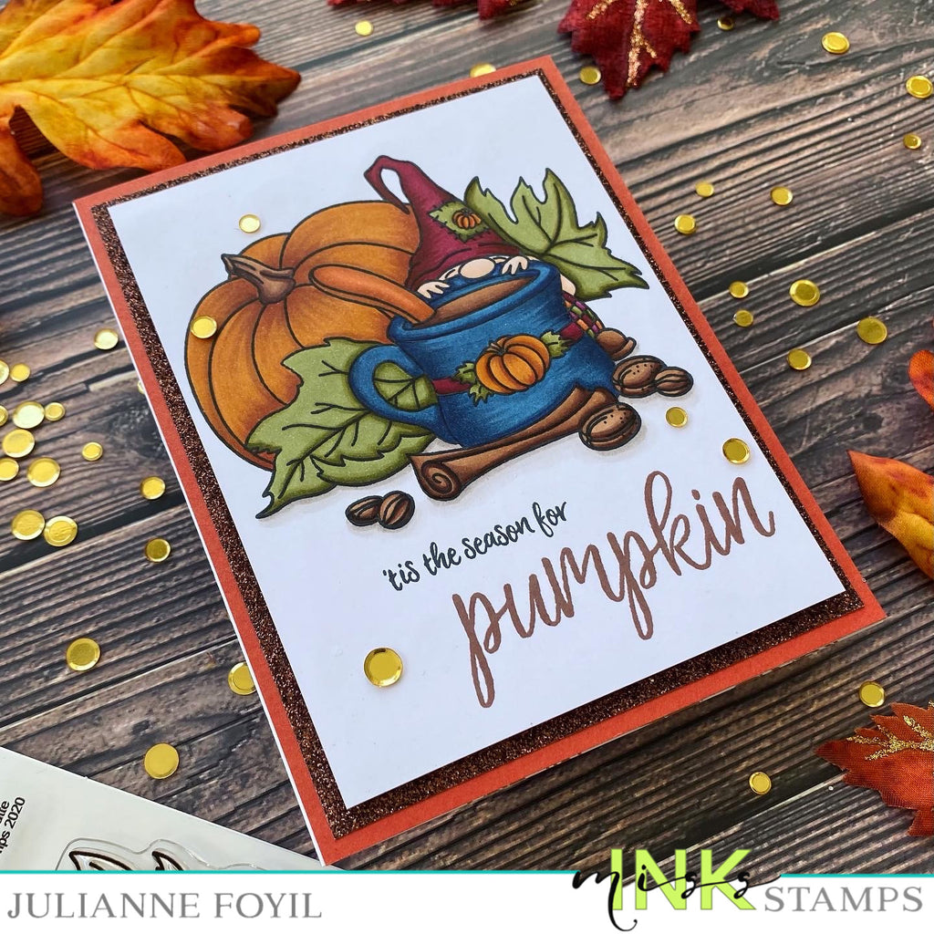 Fall Copic Coloring with Julianne Foyil