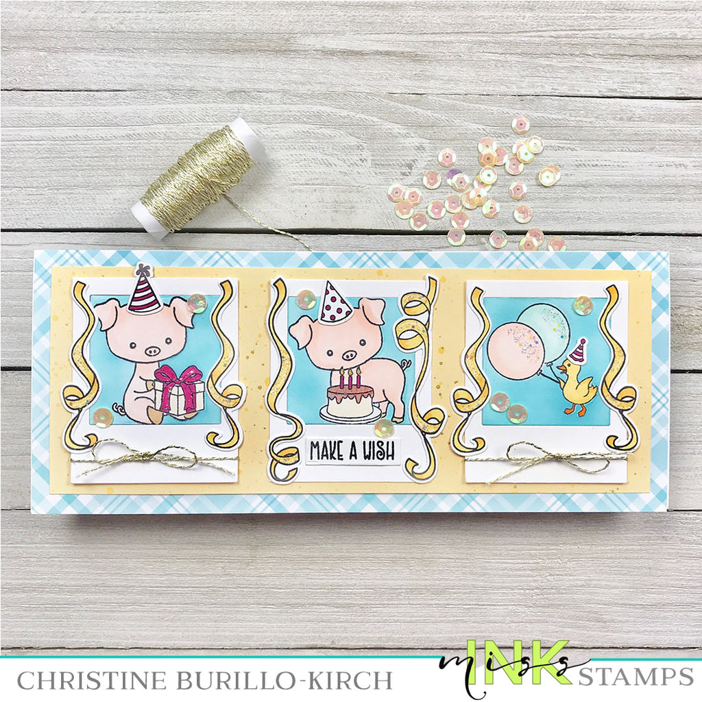 Party with the Pigs Card