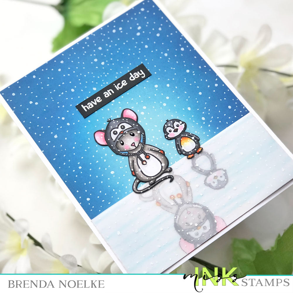 Step Up Your Cardmaking with Brenda - Reflection