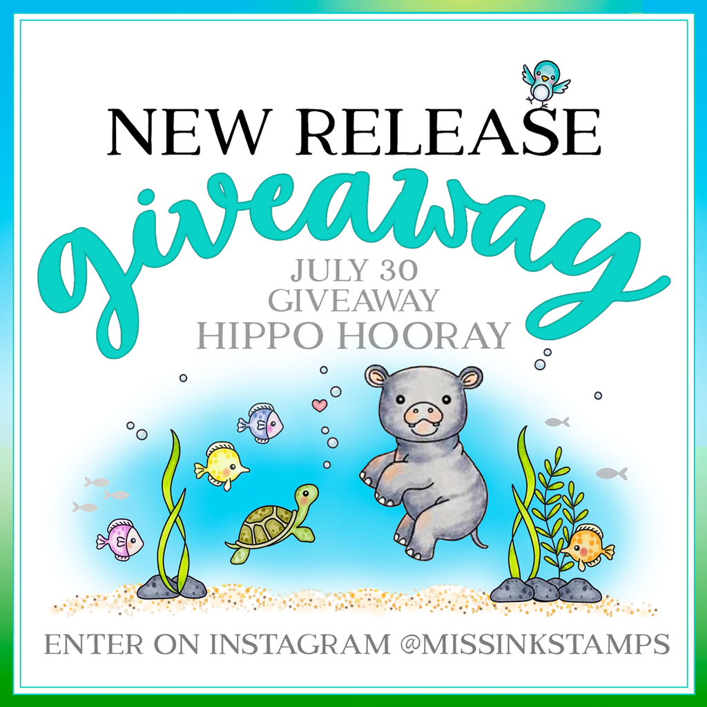 New Release and Giveaway--Hippo Hooray