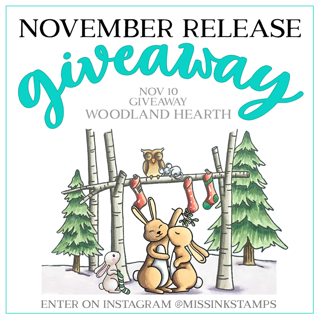 New Release and Giveaways!