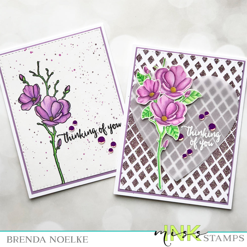 Step Up Your Cardmaking with Brenda