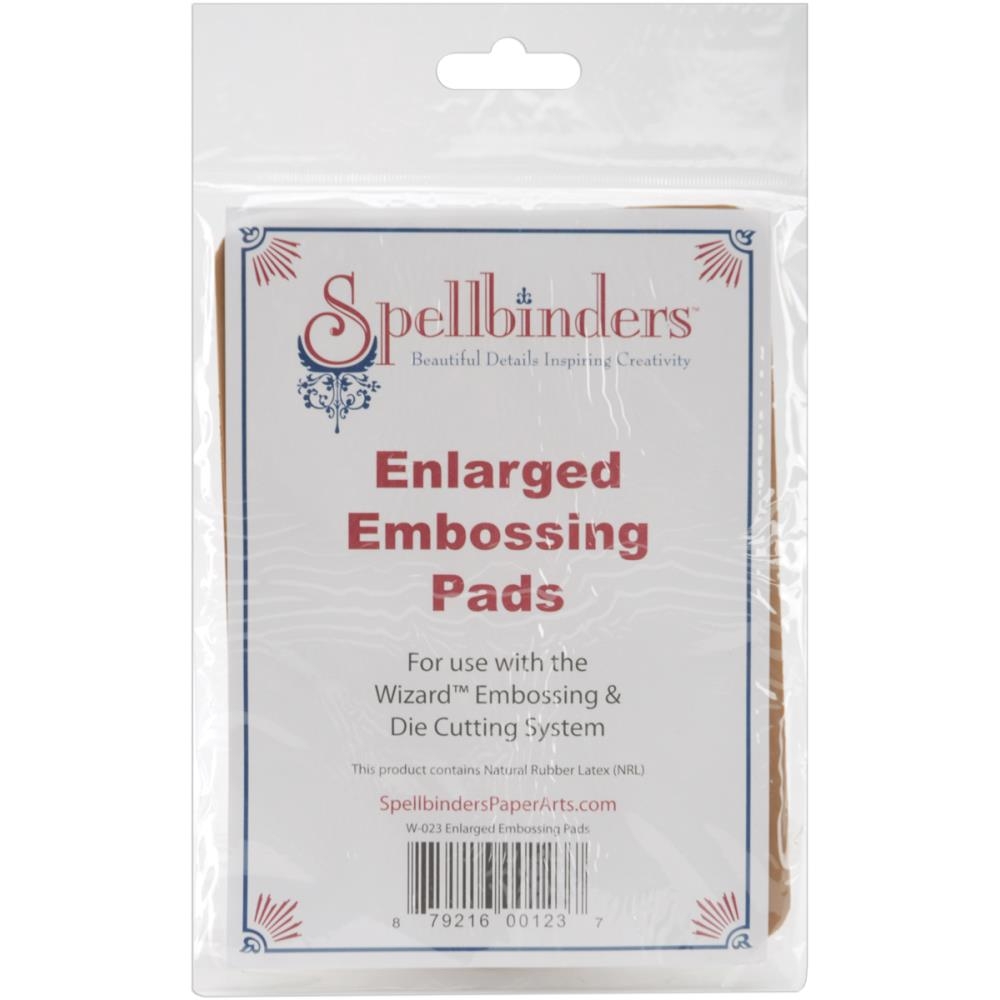 Spellbinders Wizard Enlarged Embossing Pads
