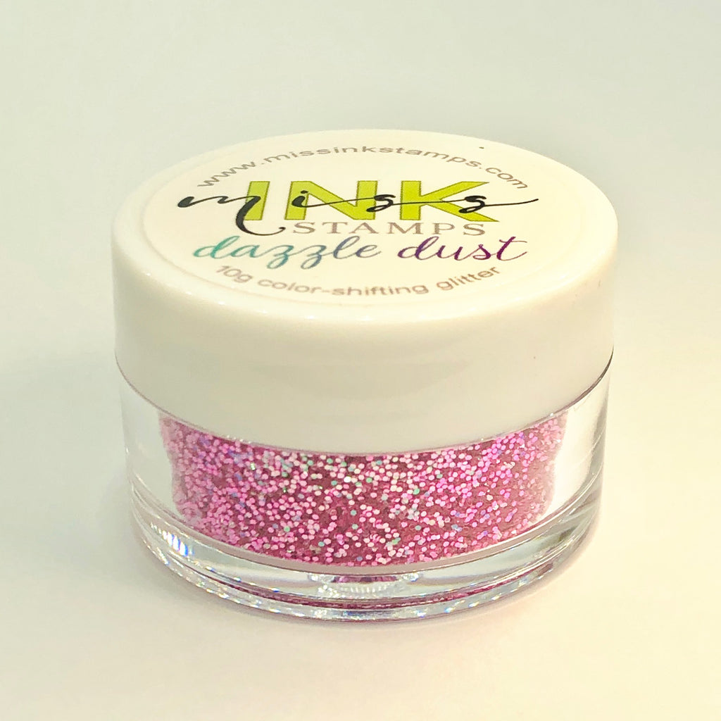Pink Flamingo Dazzle Dust--Limited Edition