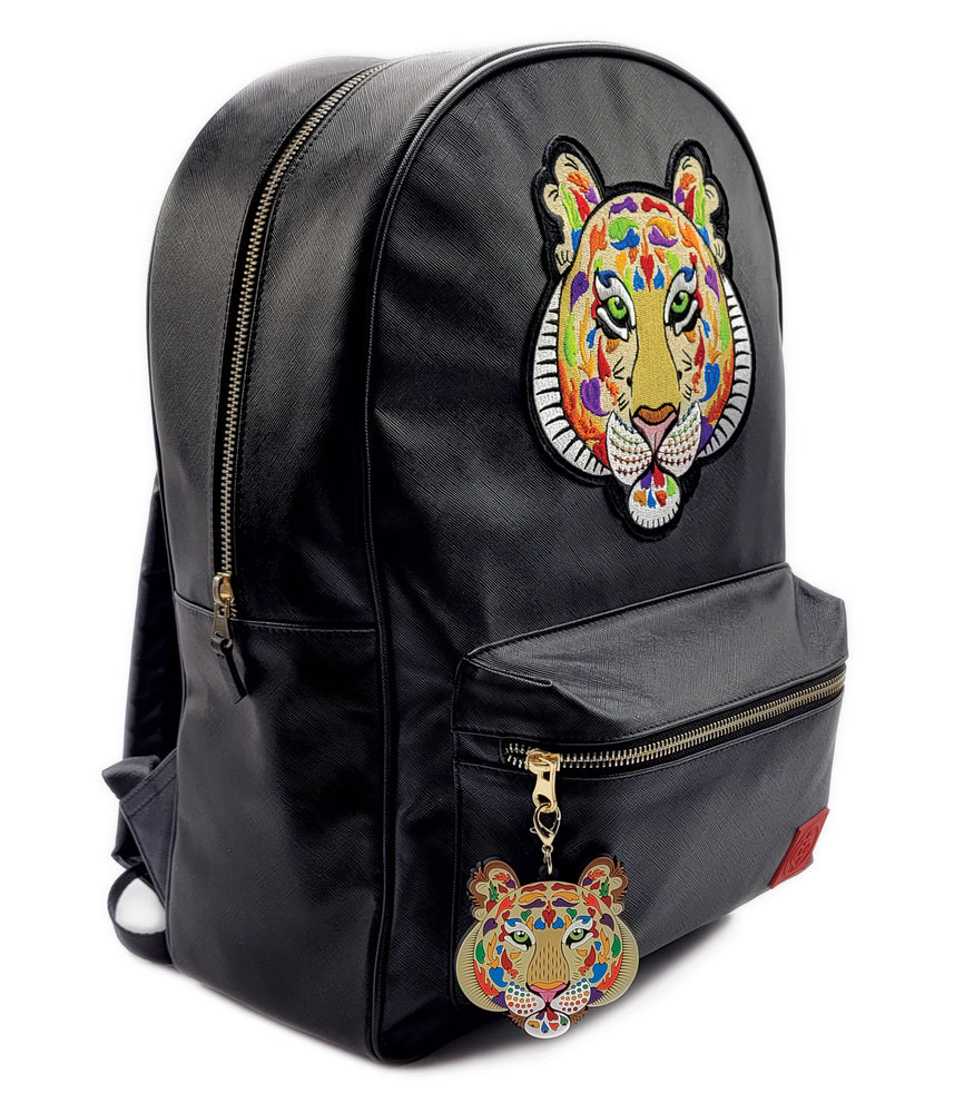 Tiger Designer Backpack