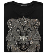 Crystals Lion T-shirt