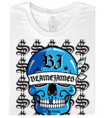 Hoodwink Skull T-shirt - 2 colors