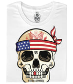Truth & Liberty Skull T-shirt