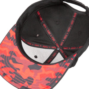 CaRtOoNz® | HORNZ SNAPBACK (BLACK) LIMITED EDITION