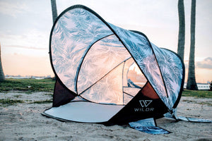 WILDR CANOPY BEACH TENT
