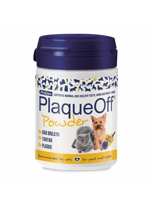 PRODEN PLAQUEOFF® POWDER FOR DOGS (40G/180G -NEW )