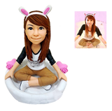 Fully Customizable 1 person Custom Bobblehead