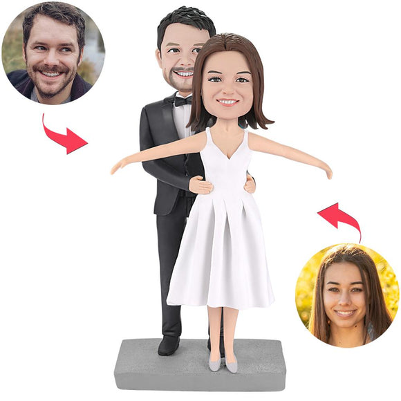 Jack And Rose Custom Bobblehead