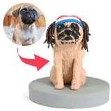 Fully Customizable 1 Pet Custom Bobblehead