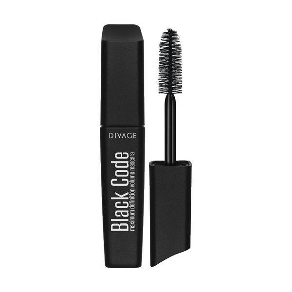 BLACK CODE MASCARA - Divage