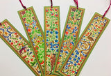 Quality Renaissance style bookmarks- Archival quality- A set of five