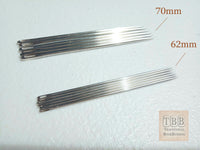 Bookbinding Needle- Sturdily made for bookbinding- Large eye and small eye with long shaft