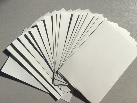 Museum quality archival acid-free paper 260 gsm suitable for any arts