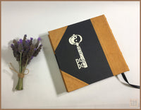 Customised journal designed by you