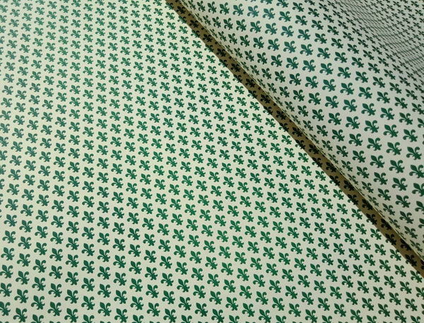 Green- Italian Decorative Paper- 100 GSM Thick paper for bookbinding- Suitable for book covers and end sheets