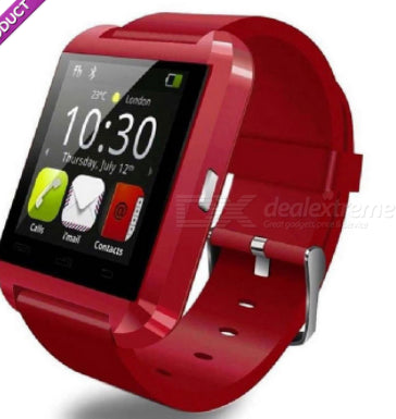 Bluetooth Smart Watch for Android - Black