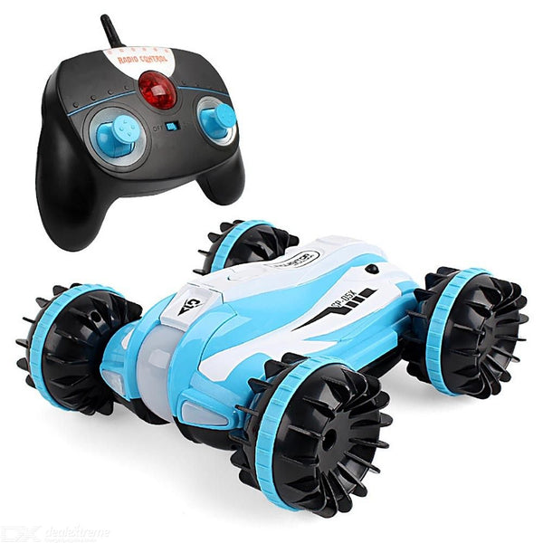 Amphibious Remote Control Cars Off-Road RC Crawler Car Electric Toys For Children