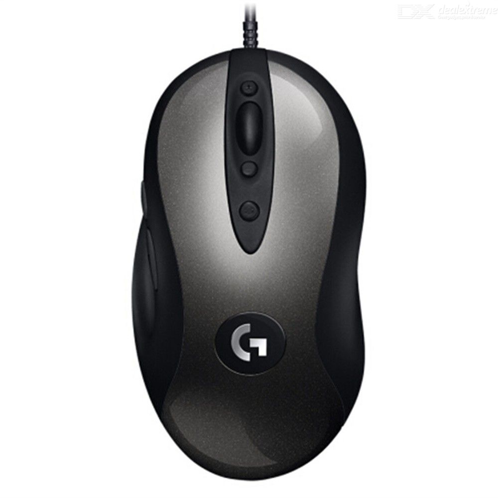Logitech MX518 LEGENDARY Classic Wired Gaming Mouse 16000DPI Programming Mouse Upgraded From MX500510 For CSGO LOL OW PUGB