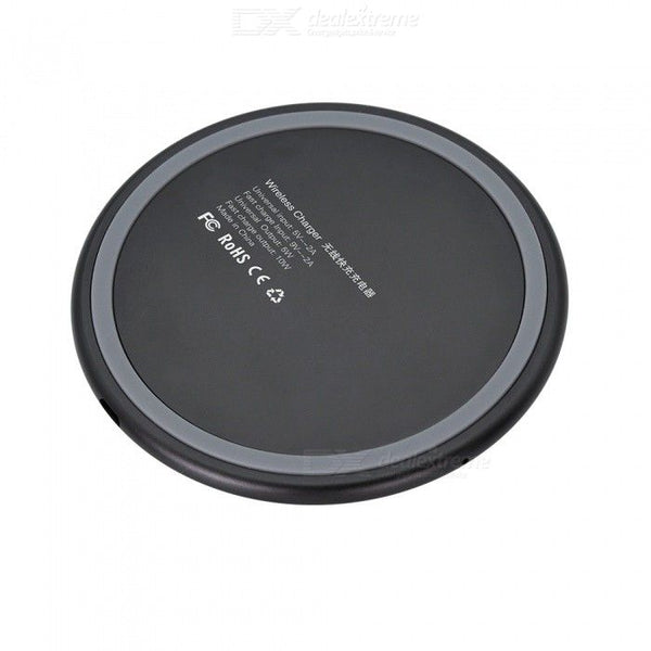 Ulefone UF002 10W 9V Wireless Fast Qi Charging Pad Charger for Armor 6 / Power 5S / IPHONE X S9 Mix 2S
