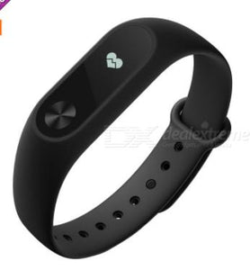 Global Version Xiaomi Mi Band 2 Smart Bracelet Watch Wristband w/ 0.42 OLED Touch Screen