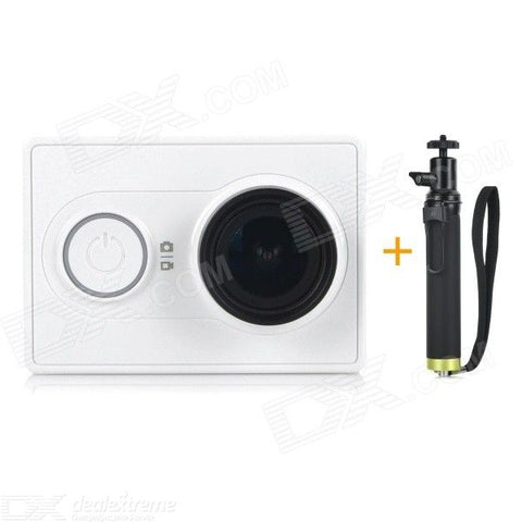 Xiaomi Xiaoyi 1080P 16MP Sports Camera w/ Monopod