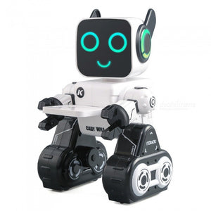 JJRC R4 Cady Wile 2.4G Gesture Sensor Control Sound Interaction Money Management RC Robot