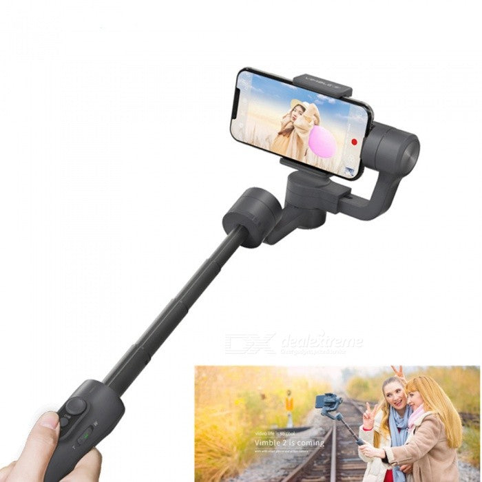 ESAMACT Vimble 2 3-Axis Stabilized Handheld Gimbal Mobile Phone Video Stabilizer Support for Face Object Tracking Photography